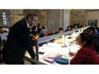 'İstanbul'daki Kütüphane Kültürü, İstanbul Kültürüyle Eştir'