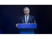 Ulaştırma, Denizcilik Ve Haberleşme Bakanı Arslan: 10 Büyük Projenin 6'sı Türkiye'de Yapılıyor