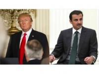 Katar Emiri Şeyh Temim, Trump İle Görüşecek