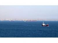 İzmit Körfezi 2017'de 10 Bin 548 Gemi Ağırladı