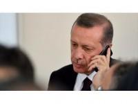 Erdoğan'dan Almanya'daki Türk Vatandaşı Ünsal'a Telefon