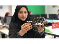 Robotik Kodlama İle 'Geleceği' Tasarlıyorlar