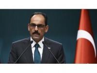 Cumhurbaşkanlığı Sözcüsü Kalın: Suriye Krizinin Seyri Değişebilirdi