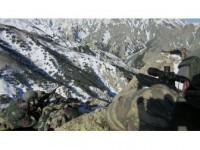Ağrı Dağı Bölgesinde 8 Terörist Etkisiz Hale Getirildi