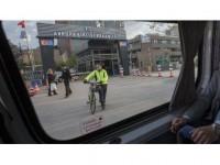 'Bisikletli Memur' Çocukluk Hayalini Gerçeğe Dönüştürdü