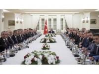 Başbakan Yıldırım, İzmir İş Dünyası Temsilcilerini Kabul Etti