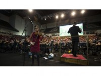 Cso İlk Kez Bin 500 Çocukla Konser Verecek