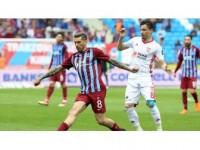 Trabzonspor Sahasında Kaybetti