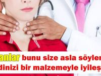 Tiroidinizi bir malzemeyle iyileştirin! Onlarca soruna şifa OLACAK