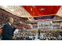 Cumhurbaşkanı Erdoğan: Rekor Bir Oyla Siyaset Tarihimize Geçeceğimize İnanıyorum