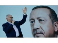 Başbakan Yıldırım: Türkiye'yi Yönetmek İstiyorsan Başka Kapılarda Aday Aramayacaksın
