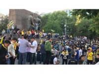 Ankaragücü Taraftarlarının Süper Lig Sevinci