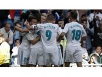 Real Madrid İki Golle Kazandı