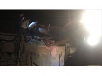 Cizre'de İki Katlı Ev Çöktü: 2 Ölü, 8 Yaralı