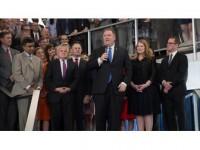 Abd Dışişleri Bakanı Mike Pompeo: Amerikalı Diplomatlar Dünyanın Her Köşesinde Olmalı