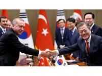 Erdoğan-moon Görüşmesine İlişkin Ortak Açıklama