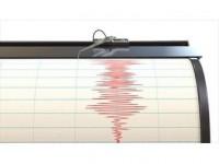 Bolu'da İki Dakika Arayla İki Deprem