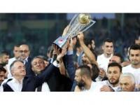Çaykur Rizespor Şampiyonluk Kupasını Aldı
