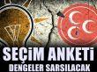 AKP ve MHP tabanında büyük kriz!