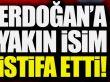 AKP'de istifalar devam ediyor.