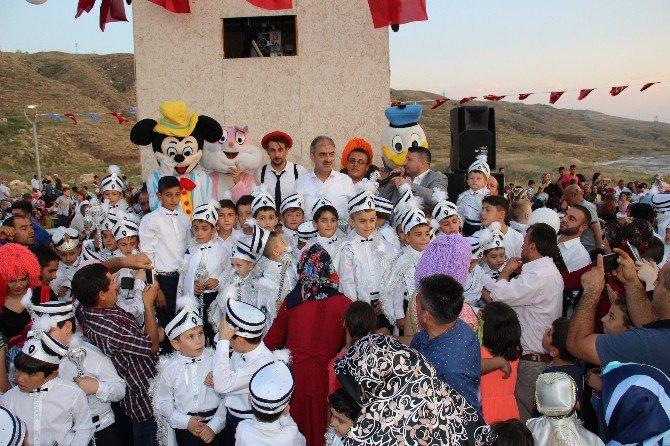 Çankırı'da Toplu Sünnet şöleni