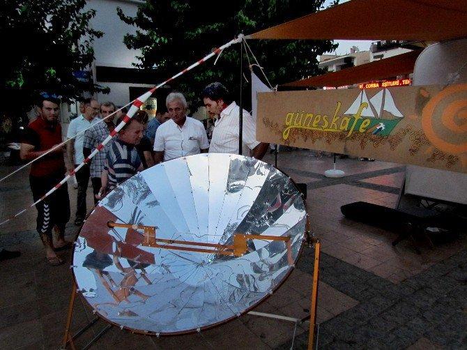 Greenpeace Karavanla Güneş Enerjisini Anlatıyor