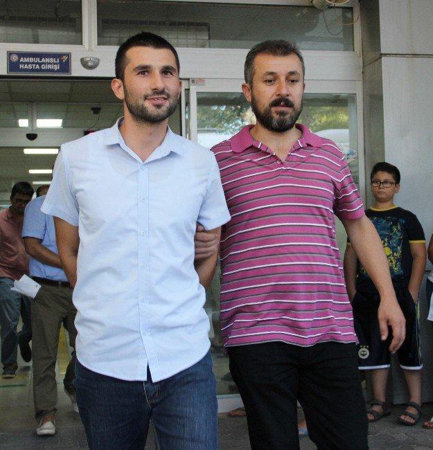 Amerika'ya Kaçma Hazırlığındayken Şafak Operasyonuyla Çanakkale'de Yakalandılar