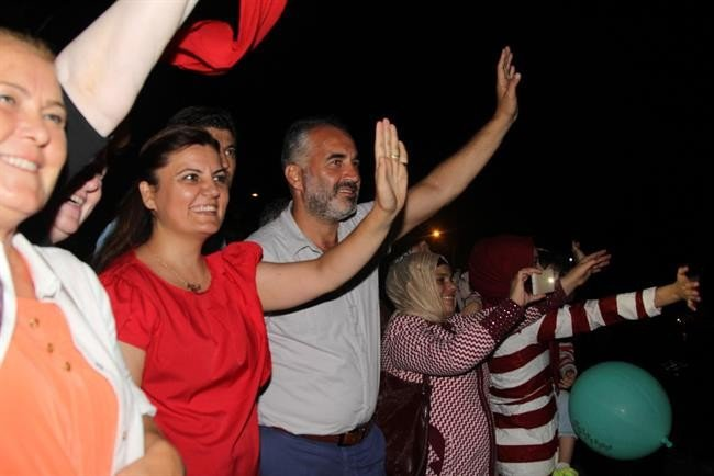 Balıkçılar, Chp Milletvekili Hürriyet İle 'Vira Bismillah' Dedi