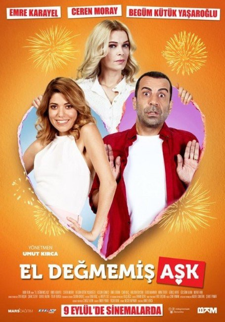 El Değmemiş Aşk'ın İzmir Galası MaviBahçe'de Yapıldı
