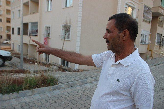 Şanlıurfa'da Toki Basın Sitesinde Dev Çatlaklar Korkutuyor