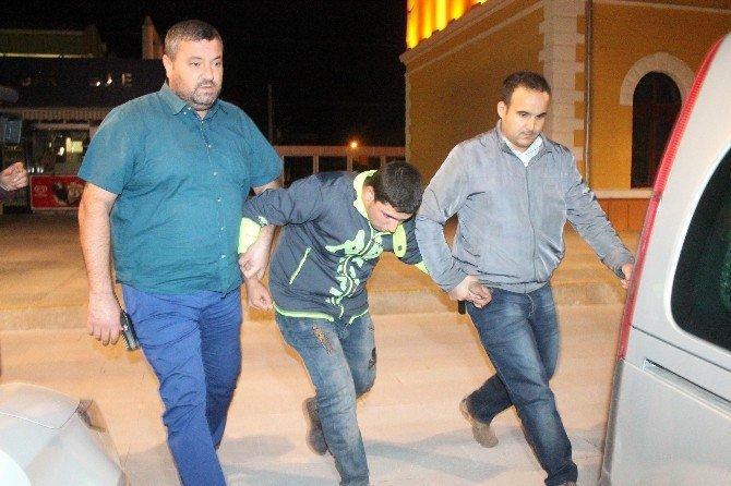Konya'da Hızlı Treni Durduran İhbar