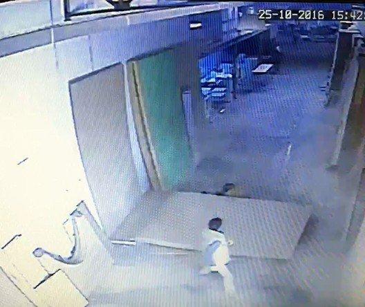Sancaktepe'de Pakistanlı İşçinin Ölümü Güvenlik Kamerasında