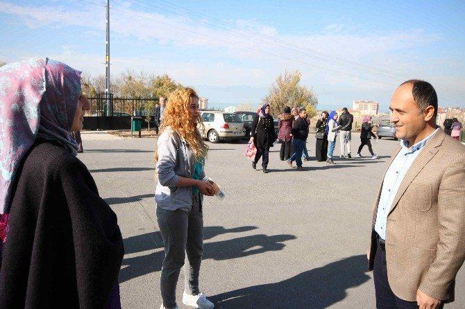Beyşehir'de İlginç Kpss Manzaraları