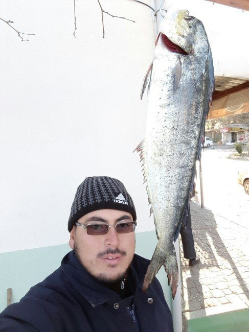 Marmara'da Bir İlk...balıkçılar Da Şok Oldu