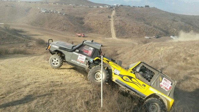 Karabük'te Off-Road (KARDOFF)Heyecanı