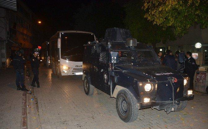Adana'da Polisi Şehit Eden 'Saddam' Lakaplı PKK'lı ve 15 Kişi Tutuklandı