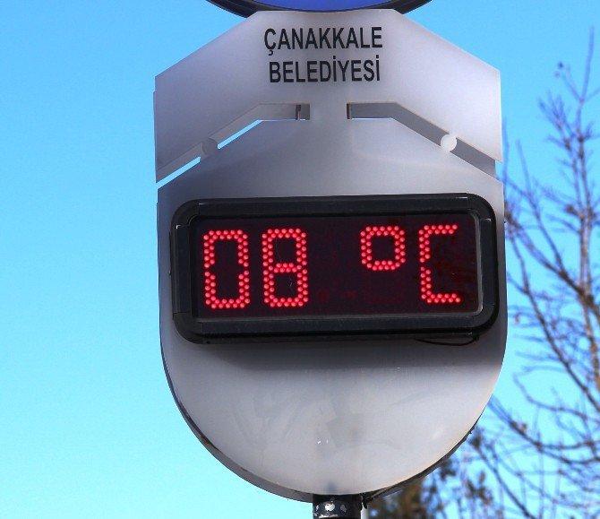Çanakkale'de Güneş Var!