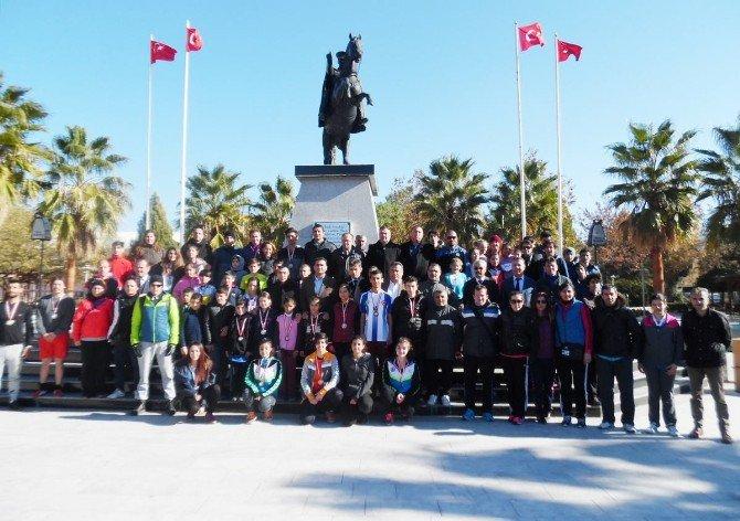 Milaslılar Atatürk'ün anısı İçin Koştu