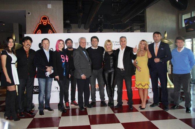 1.Sinema Güzeli Yarışması İstanbul'da düzenlenecek