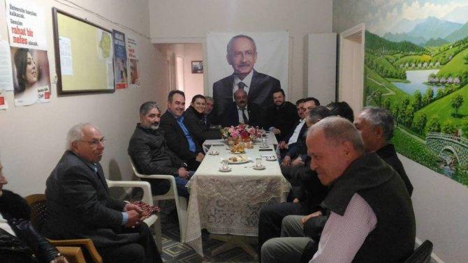 AK PARTİ'den CHP'ye ziyaret