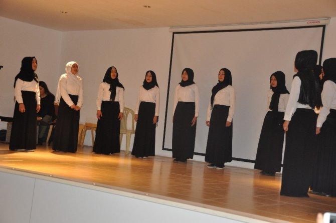 Reyhanlı'da İstiklal Marşı'nın Kabulü Ve Mehmet Akif Ersoy'u Anma Günü Etkinliği