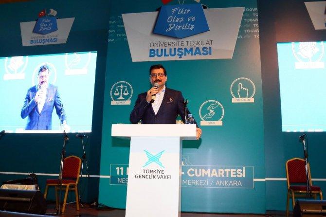Türkiye'nin Geleceği Gençler, Keçiören'de Buluştu