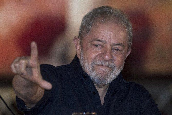 Brezilya'nın Eski Lideri Lula Da Silva Hakim Karşısında