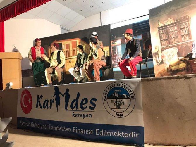 Karayazı'da Kardeş Projesi Hayata Geçirildi