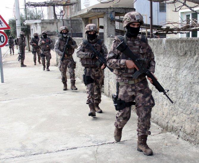Nevruz Öncesi Adana Polisinden Dev Operasyon