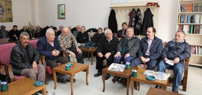 """Başkan Altay: """"Selçuklu'da Emekliler Baş Tacımız"""""""