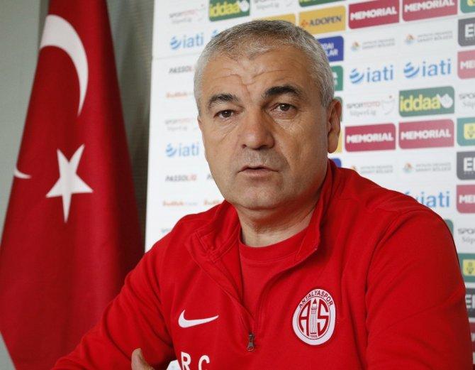 """Çalımbay: """"Beşiktaş Maçını Kazanmalıyız"""""""