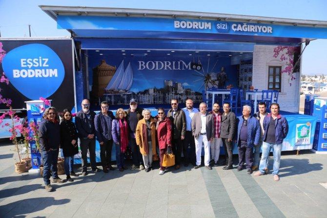 Bodrum, Anadolu'ya Açılıyor