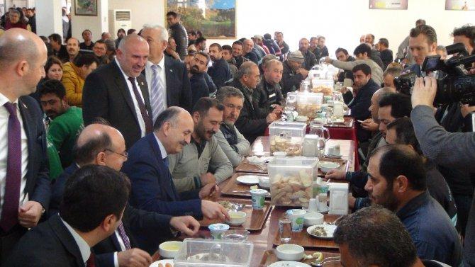 Çalışma Ve Sosyal Güvenlik Bakanı Mehmet Müezzinoğlu;