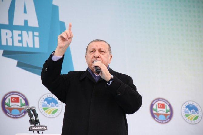 """Cumhurbaşkanı Recep Tayyip Erdoğan: """"Avrupa Hızla 2. Dünya Savaşı Öncesi Günlere Doğru Yuvarlanıyor"""""""